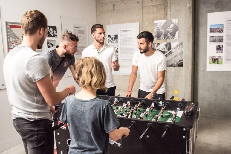 2019_0623 FC St Pauli erste Mannschaft im KIEZBEBEN (Foto Sabrina Adeline Nagel) - 31