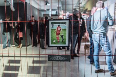 Vernissage FC St Pauli visuell (Foto Sabrina Adeline Nagel) - 23
