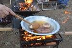 冬のキャンプは鍋が美味しい!!