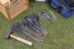 【キャンプ道具紹介】さらっとですが、メンバーが持っているキャンプ道具の一部を紹介してみます!!