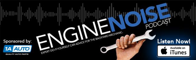 Engine Noise Podcast Banner