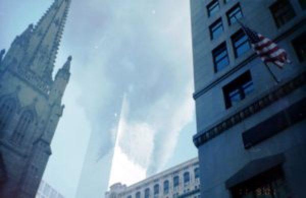 9/11 100m away