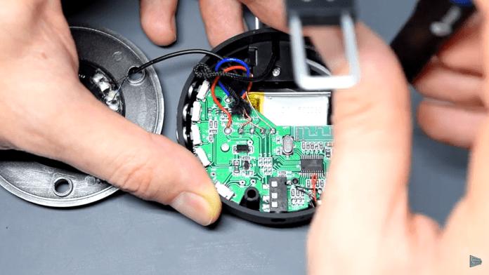 Mejora de batería LiPo en audifonos de diadema