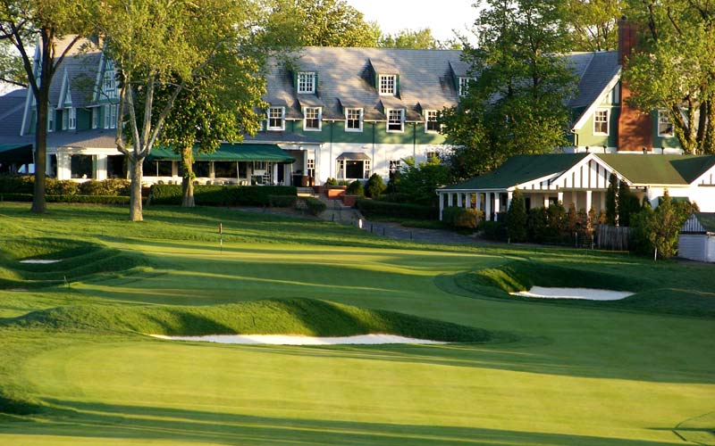 Golf Course Of The Week Oakmont Country Club 3balls Blog