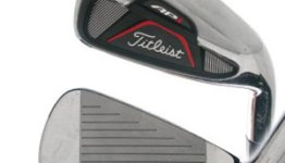 Titleist AP1 iron club