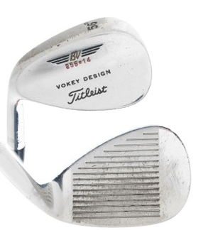 Titleist Vokey Wedge Chrome Series
