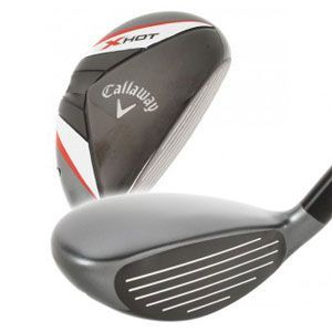 Callaway X Hot Golf Club