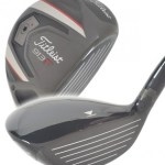 Titleist 913f right handed wood