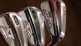 Titleist used irons to purchase