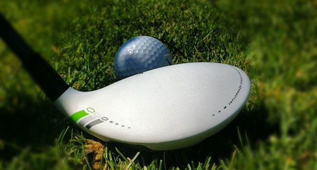 Hitting with Hybrid Golf Clubs