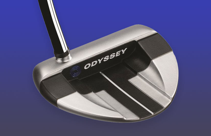 Odyssey Works V-Line Versa SuperStroke Putter