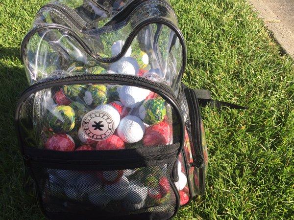 Git R Done Golf Balls