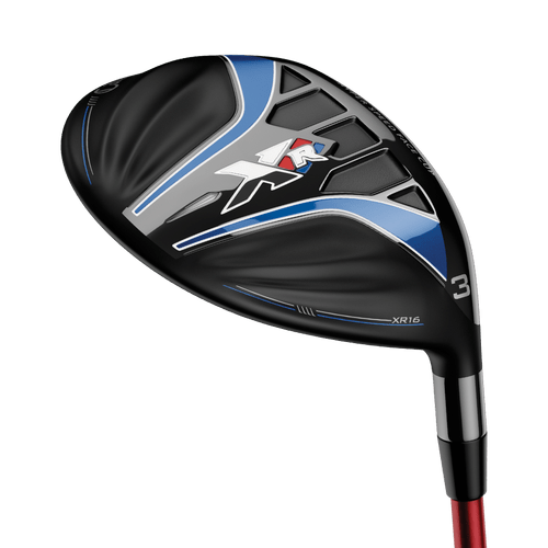 WITB Callaway XR 16 Fairway Wood