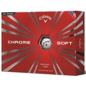High Handicap Golf Balls Callaway Chrome Soft