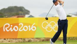 Olympic Golf Justin Rose