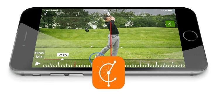 Hudl Technique Golf App