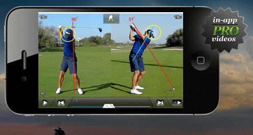 iSwing Golf App