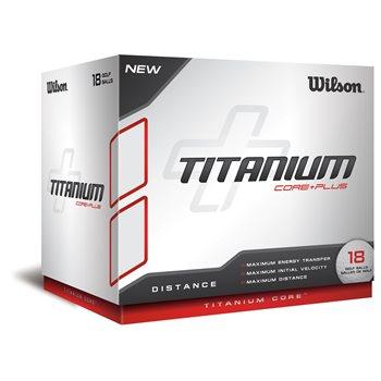 Wilson Titanium core