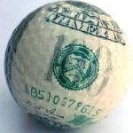 money-saving golf balls