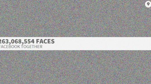 [時事]看看12億張Facebook大頭照的拼圖效果 4