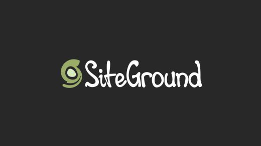 2018年最推薦的虛擬網頁主機空間:SiteGround 3