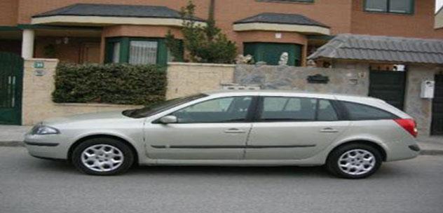 coche estirado