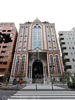 慶応義塾大学の三田キャンパス