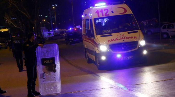 トルコでロシア大使が襲撃される 【写真・動画】