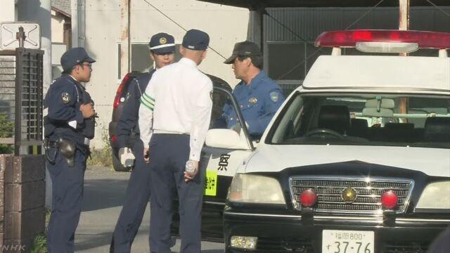 アパートの自室に立てこもり 男を逮捕 福岡 | NHKニュース