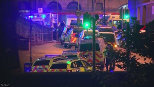 英の爆発事件 ISが声明「戦士が爆発させた」