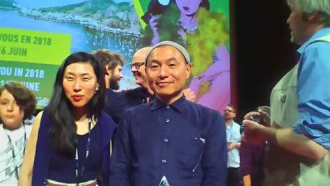 仏アニメ映画祭 日本作品が長編部門の最高賞