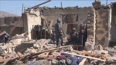 アフガニスタン タリバンが州警察本部襲撃し5人死亡