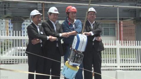 夢の技術「宇宙エレベーター」 日本の学生ら披露