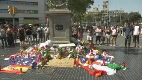 スペインテロ事件 被害者は34の国と地域に
