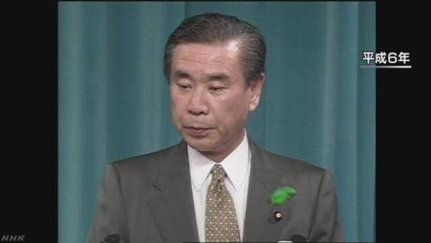 羽田孜元首相が死去 82歳
