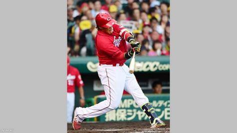 プロ野球 セ・リーグ 広島が2連覇