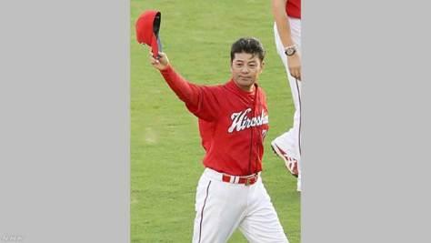 広島 緒方監督 来季も続投方針 球団「手腕を評価」