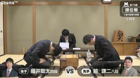 将棋・藤井聡太四段、2度目の2ケタ連勝・C級2組6連勝なるか?