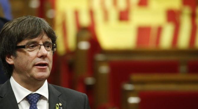 カタルーニャ:前州首相ら5人出廷 身柄引き渡し審理