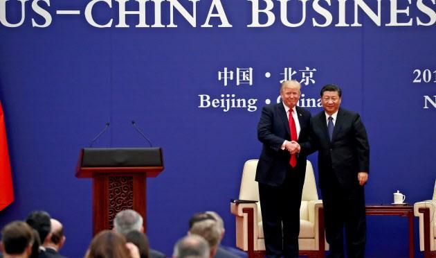 米中が28兆円規模の巨額契約 貿易不均衡是正へ(写真=ロイター)