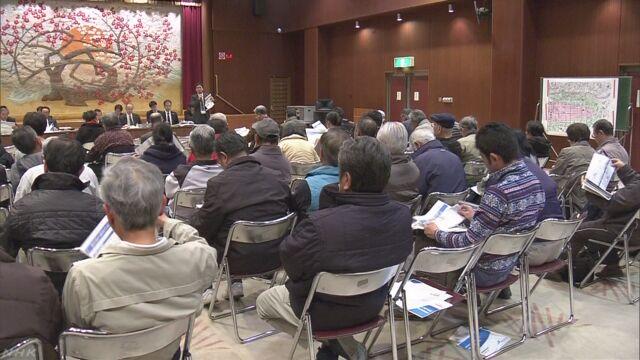 成田空港 滑走路建設などの計画案に反発の声相次ぐ