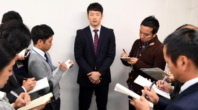 広島・薮田が3400万増の4800万円でサイン「想像できないくらいの評価」/デイリースポーツ online