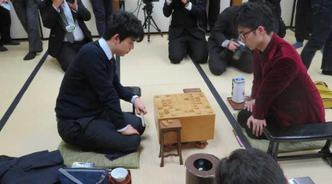 将棋の藤井四段、新年初対局は黒星「序盤で失敗。完敗」:朝日新聞デジタル