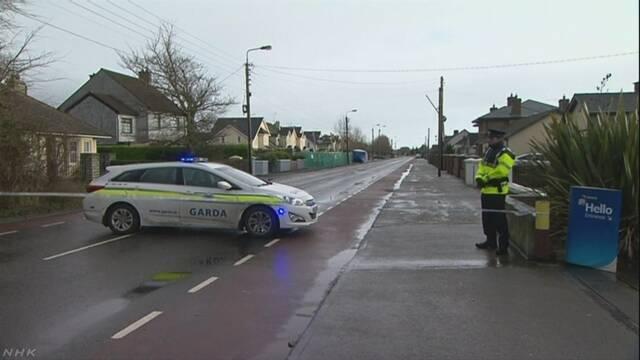 アイルランド 男性襲われ死亡 現地メディア「男性は日本人」