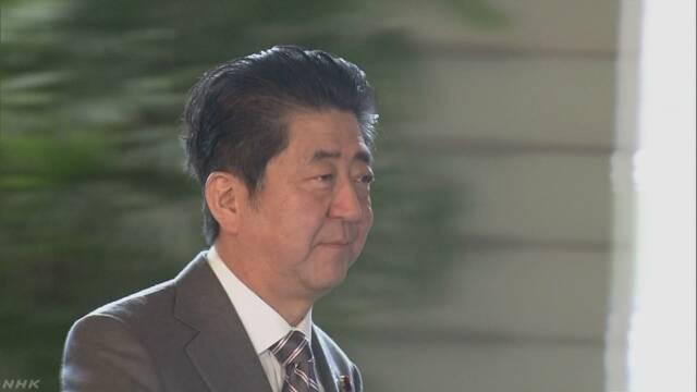 安倍首相 ピョンチャン五輪開会式出席で最終調整