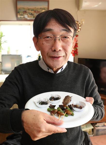 昆虫食の普及を目指す内山昭一さん