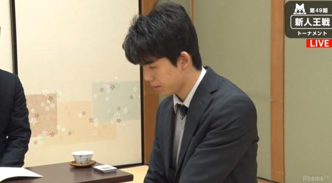 8連勝中の藤井聡太五段、大一番前に弾みつけるか/将棋・新人王戦 | AbemaTIMES