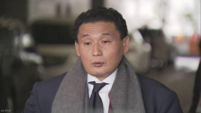 貴乃花親方は2票で落選 日本相撲協会の理事候補選