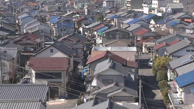 250世帯が同じ住所で混乱 新住居表示作成へ 岐阜 | NHKニュース