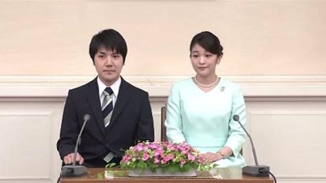 眞子さまと小室圭さんの結婚 再来年に延期へ 宮内庁発表